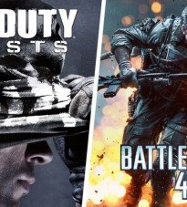 battlefield-4 and call-of-duty-ghosts