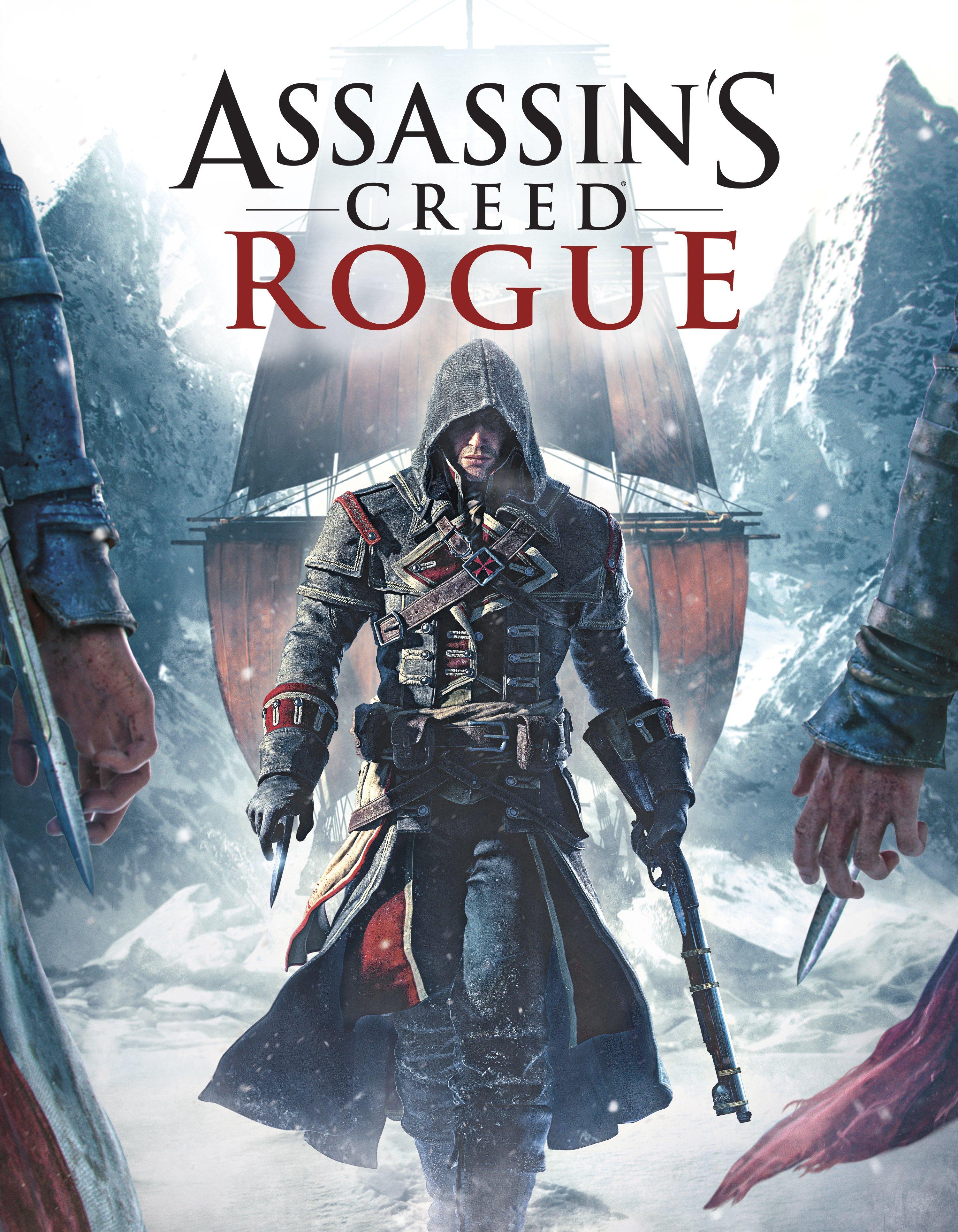 Assassins Creed Rogue Gameplay